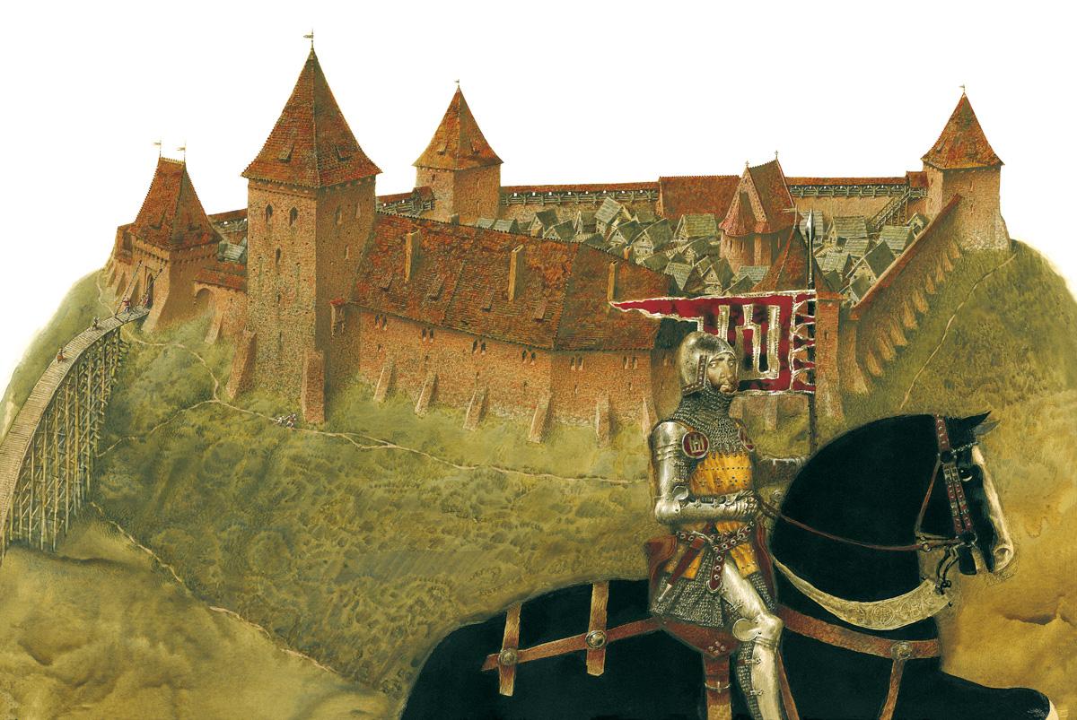 Рыцары і дойліды Гародні