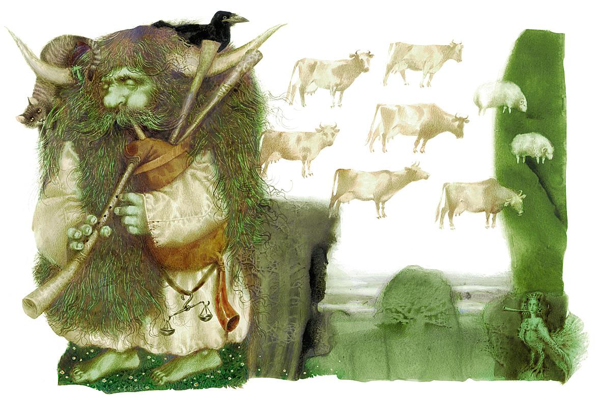 Перуновага племені дзеці